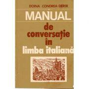 Manual de conversație în limba italiană