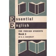 Essential English for foreign students ( Book 3 )
