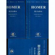 Iliada ( editie bilingvă, vol. II )
