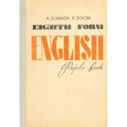 Eighth Form English. Pupils book