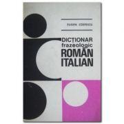 Dicționar frazeologic român - italian