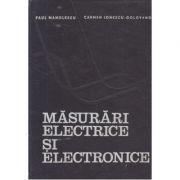 Măsurări electrice și electronice