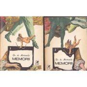 Memorii despre Ana de Austria și Curtea sa ( 2 vol. )
