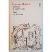 Caiet pe patru ani ( ediție bilingvă )