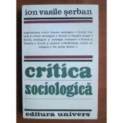 Critica sociologică