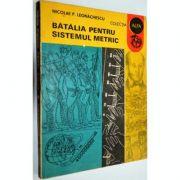 Bătălia pentru sistemul metric
