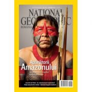 National Geographic - Ianuarie 2014