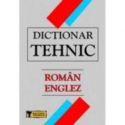Dicționar tehnic Român - Englez
