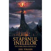 Întoarcerea regelui ( STĂPÂNUL INELELOR vol. III )