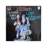 BACH: Orchestersuiten Nr. 2 & Nr. 8 ( vinil )