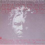 BEETHOVEN - Missa solemnis Op. 123 ( set 2 viniluri )