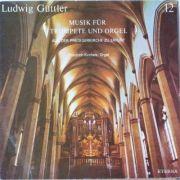 Musik fur Trompete und Orgel, aus der Predigerkirche zu Erfurt ( vinil )