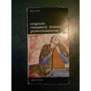 Originile Renașterii italiene - Protorenașterea