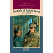 Aventurile lui Sherlock Holmes ( Vol. I - Un studiu în roșu / Aventura rubinului albastru )