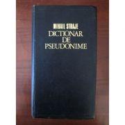 Dicționar de pseudonime