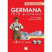Germana fără profesor. Metoda instant ( + CD )