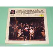 HANDEL: Feuerwerkmusik / Concerto grosso 'Alexanderfest' / 6 Concerti grossi op. 3 ( set 2 viniluri )