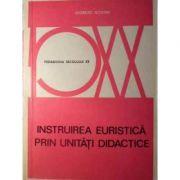 Instruirea euristică prin unități didactice