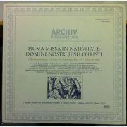 Prima Missa in Nativitate Domini Nostri Jesu Christi ( vinil )