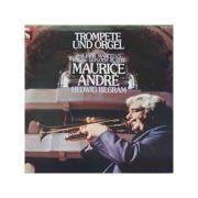 Trompete und Orgel ( Vol. 3 - Philidor, Marcello. Krebs, Leffloth, Platti - vinil )