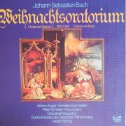 BACH: Chrristmas Oratorio BWV 248 ( 3 CD )