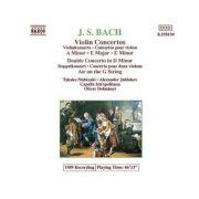 BACH: Violin Concertos (CD )