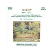 DEBUSSY: Piano Music ( CD )