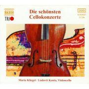 HAYDN / BOCCHERINI / DVORAK / SAINT-SAENS: Die schonsten Cellokonzerte ( 3 CD )