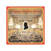 MOZART: Sinfonia concertante * Clarinet concerto ( CD )