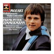 MOZART: Violin Concertos No. 3 & No. 5 ( CD )