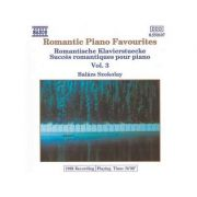 Romantic Piano Favourites Vol. 3 ( CD )