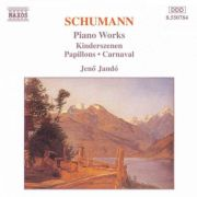 SCHUMANN: Piano Works ( CD )