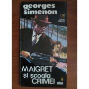 Maigret și școala crimei