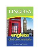 Engleza, ghid de conversație cu dicționar și gramatică
