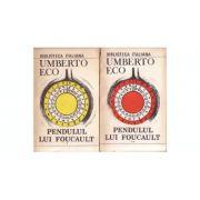 Pendulul lui Foucault ( 2 vol. )