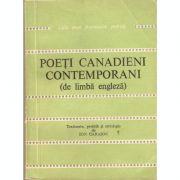 Poeți canadieni contemporani, de lb engleză ( CELE MAI FRUMOASE POEZII )
