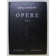 Poezii tipărite în timpul vieții ( Opere, vol. I )
