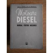 Motoare Diesel. Manual pentru mecanici