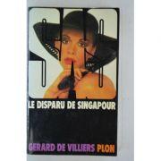 SAS - Le disparu de Singapour