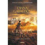 Crucea de foc ( vol. II - Seria Outlander, partea a V-a )