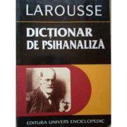 Dicționar Larousse de psihanaliză