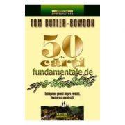 50 de cărți fundamentale de spirtualitate