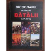 Dicționarul marilor bătălii