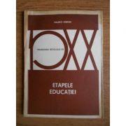 Etapele educației
