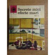 Secrete mici, efecte mari ( vol. I )