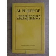 Monolog în Babilon ( ed. bilingvă, română - franceză )