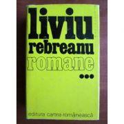 Romane ( Vol. III - Jar / Gorile / Amîndoi / Calvarul )