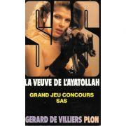SAS - La veuve de l'Ayatollah