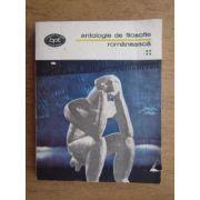 Antologie de filosofie românească ( vol. 4 )