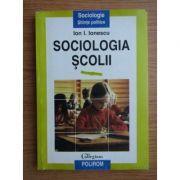 Sociologia școlii